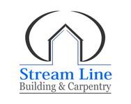 STREAMLINE building & carpentry Logo - Entry #116
