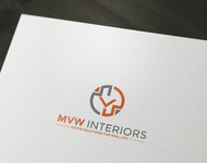 MvW Interiors Logo - Entry #26