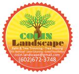 Colin Tree & Lawn Service Logo - Entry #58