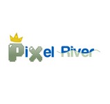 Pixel River Logo - Online Marketing Agency - Entry #43