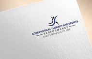 Core Physical Therapy and Sports Performance Logo - Entry #121