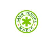 Lawn Fungus Medic Logo - Entry #128