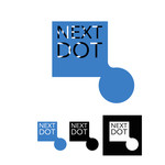 Next Dot Logo - Entry #387