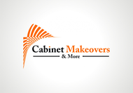 Cabinet Makeovers & More Logo - Entry #177