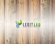 Legit LED or Legit Lighting Logo - Entry #135