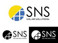 SNS Solar Solutions Logo - Entry #91