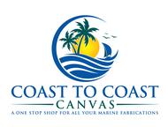 coast to coast canvas Logo - Entry #33