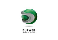 Durweb Website Designs Logo - Entry #68
