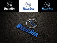 Wagler Steel  Logo - Entry #183