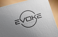 Evoke or Evoke Entertainment Logo - Entry #30