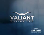 Valiant Retire Inc. Logo - Entry #372