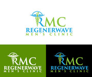Regenerwave Men's Clinic Logo - Entry #47