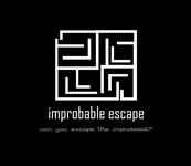 Improbable Escape Logo - Entry #177