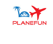 PlaneFun Logo - Entry #33