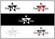 Five Star Logo - Entry #11
