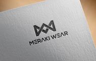 Meraki Wear Logo - Entry #378