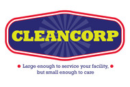 B2B Cleaning Janitorial services Logo - Entry #121