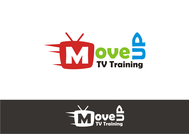 Move Up TV Training  Logo - Entry #82