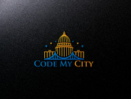 Code My City Logo - Entry #7
