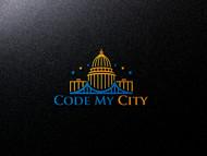 Code My City Logo - Entry #7