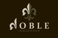 Noble Insurance  Logo - Entry #165