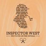 Inspector West Logo - Entry #166