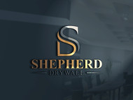 Shepherd Drywall Logo - Entry #76