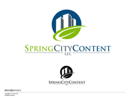 Spring City Content, LLC. Logo - Entry #32