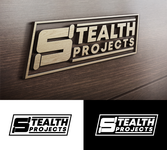Stealth Projects Logo - Entry #203