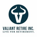 Valiant Retire Inc. Logo - Entry #342