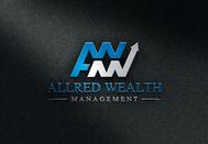 ALLRED WEALTH MANAGEMENT Logo - Entry #331