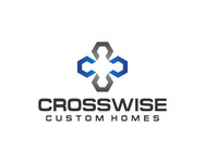 Crosswise Custom Homes Logo - Entry #15