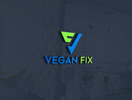 Vegan Fix Logo - Entry #305