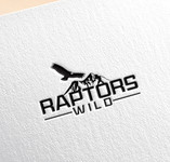 Raptors Wild Logo - Entry #345