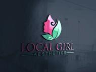 Local Girl Aesthetics Logo - Entry #183