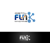 Digital Funk Machine LLC Logo - Entry #81