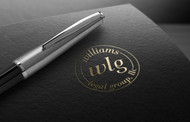 williams legal group, llc Logo - Entry #162