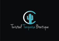 Twisted Turquoise Boutique Logo - Entry #150