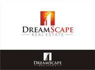 DreamScape Real Estate Logo - Entry #7