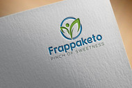 Frappaketo or frappaKeto or frappaketo uppercase or lowercase variations Logo - Entry #39