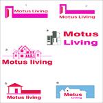 Motus Living Logo - Entry #152