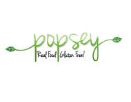 gluten free popsey  Logo - Entry #3