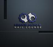 Leah's auto & nail lounge Logo - Entry #142