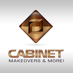 Cabinet Makeovers & More Logo - Entry #162