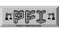 Pocket Form Isolator Logo - Entry #271
