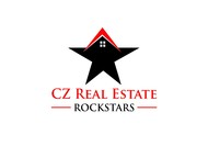 CZ Real Estate Rockstars Logo - Entry #13