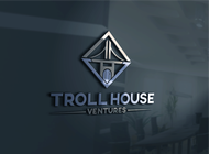 The Troll House Logo - Entry #60