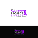 """The Synergy Project"" and place the word ""season three"" underneath in smaller front either as "" season 3"" or ""season three"" Logo - Entry #87"