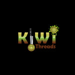 Kiwi Threads Logo - Entry #4