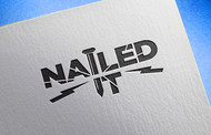 Nailed It Logo - Entry #108
